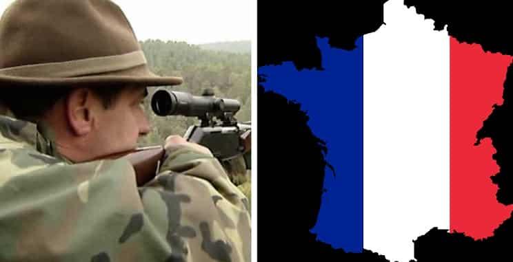 La venta de licencias nacionales de caza se dispara un 220% en Francia gracias a Macron