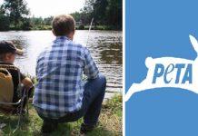 pescadores PETA