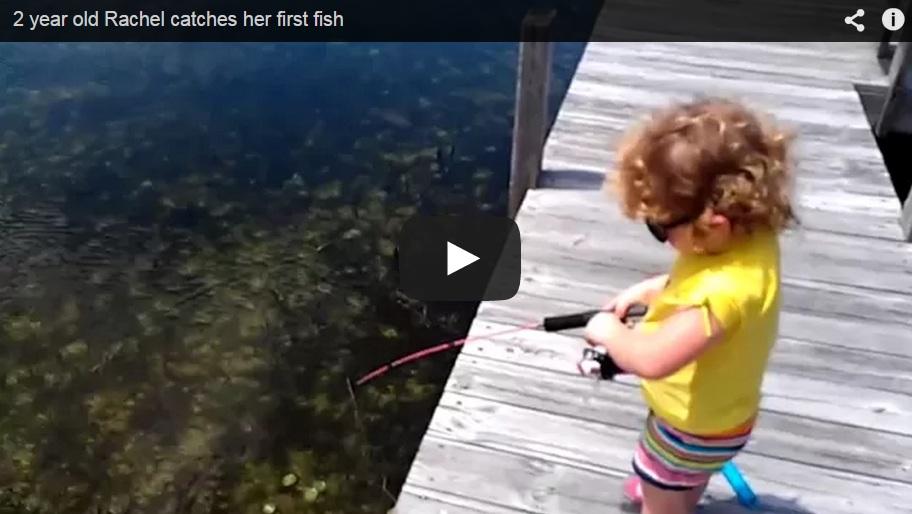 El vídeo de pesca que te emocionará