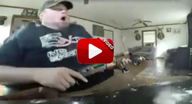 Accidente con escopeta
