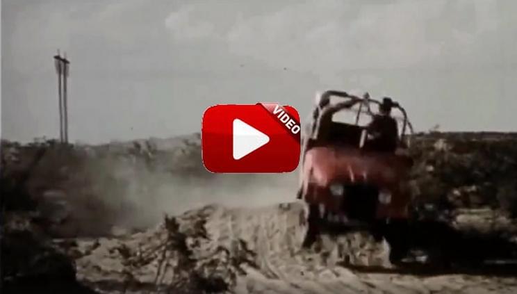 Así eran los primeros Jeep
