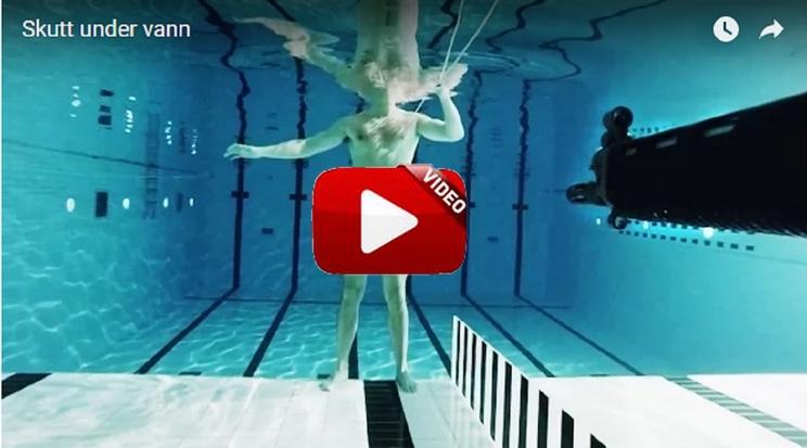 Un científico noruego demuestra qué efectos tendría un disparo bajo agua
