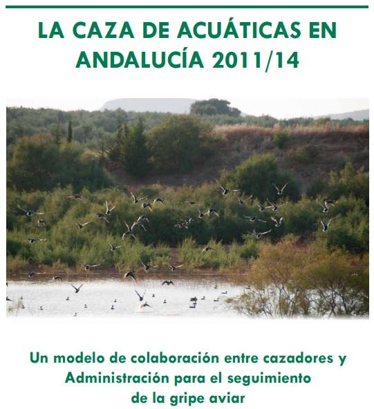 La colaboración entre cazadores y Administración, clave para el control de la gripe aviar en Andalucía