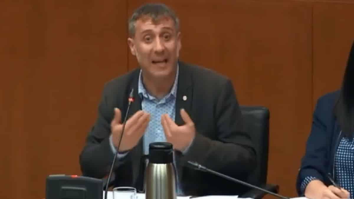Sensacional discurso a favor de la caza de un diputado de Ciudadanos en Aragón