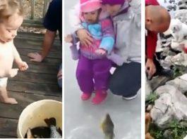 pesca niños