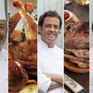 Recetas de caza de grandes cocineros para preparar durante la cuarentena