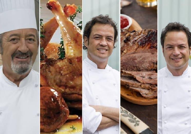 Siete recetas de caza de grandes cocineros para preparar durante la cuarentena