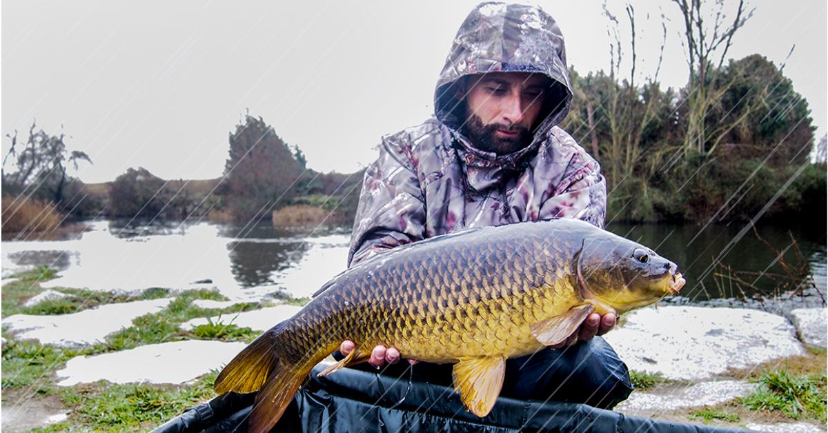 Consejos para pescar cuando hace mal tiempo