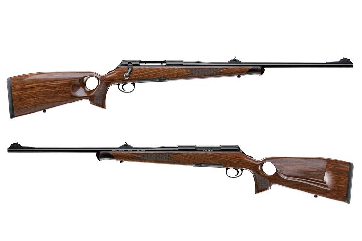 Los rifles Titan amplían su gama en España de la mano de Esteller