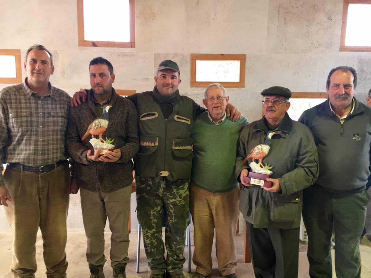 Marciano Cuesta se proclama campeón provincial de perdiz con reclamo