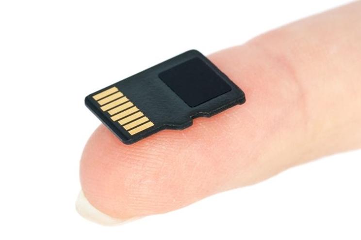Tarjeta micro SD / Fotografía: tarjetasd.com