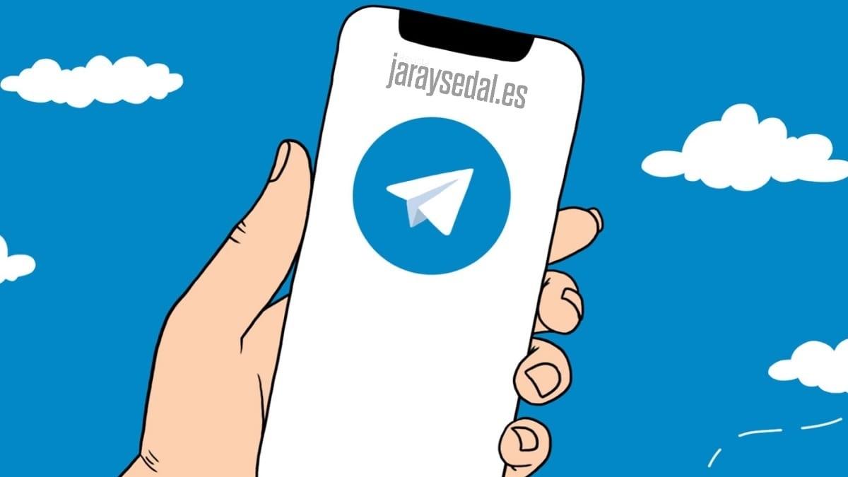 Jara y Sedal crea un grupo y un canal de Telegram para conectar con sus seguidores