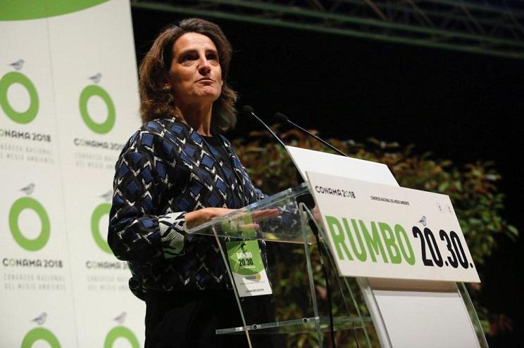 Teresa Ribera, Ministra de Transición Ecológica: «Prohibiría la caza y los toros»
