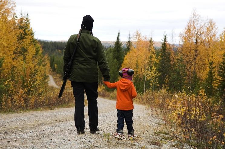 ¿Por qué la caza ayuda a un correcto desarrollo de los niños?
