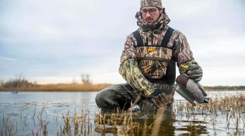 Vadeador Solognac 500: el perfecto complemento para la caza del pato desde el agua