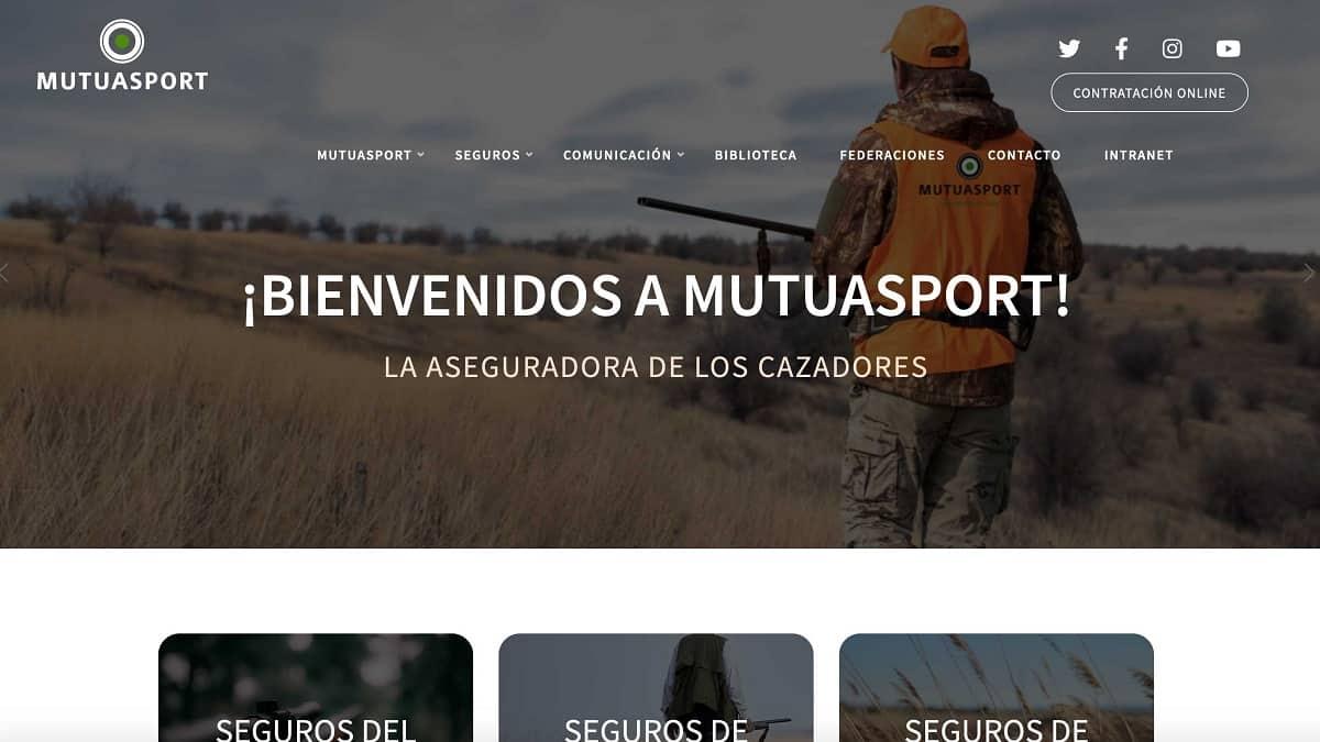 Mutuasport lanza nueva web en su 50 aniversario
