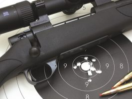 Weatherby Vanguard Select y Zeiss Conquest V4 3-12x56