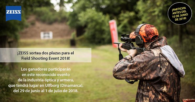 Gana un viaje al mayor evento de tiro deportivo de Europa