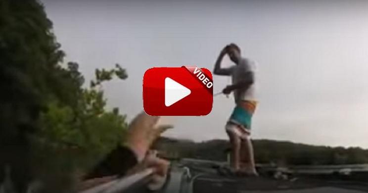 Accidentes de pesca con los que te partirás de la risa