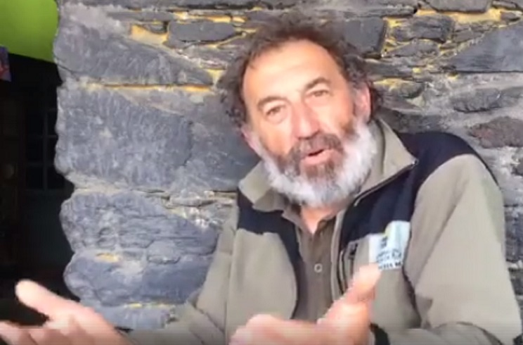 agente medioambiental acusa cazadores