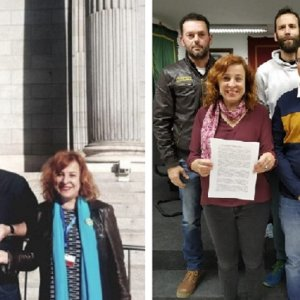 Una alcaldesa de IU y candidata con EQUO aprueba una moción a favor de la caza