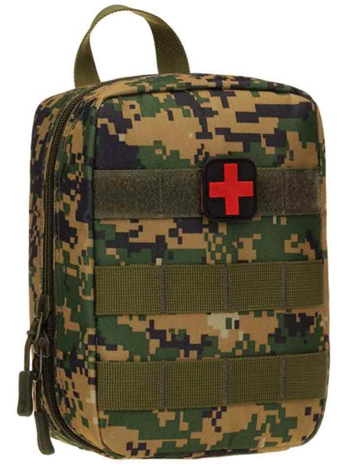 Botiquín de primeros auxilios para cazadores, una de las grandes novedades del amazon prime day.
