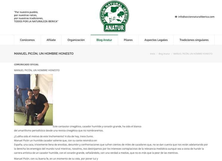 Innova Ediciones demandará al presidente de Anatur por atentar contra el honor de la revista Jara y Sedal