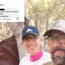 Animalistas insultan y boicotean el negocio de un empresario alicantino por ser cazador