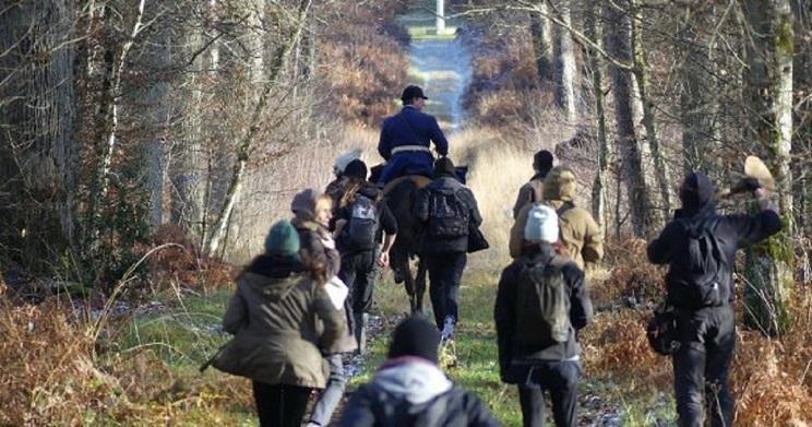 Un grupo anticaza será juzgado por «obstaculizar el derecho a cazar» en Francia