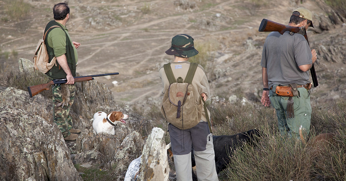 8 errores que no debes cometer al iniciar un niño en la caza