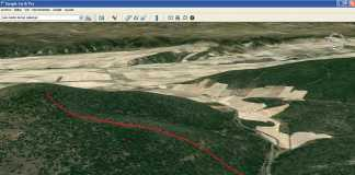 SIGPAC y Google Earth