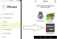 app micaza