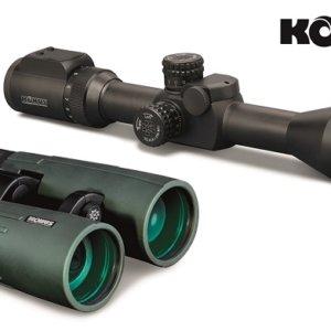ARCEA comercializará la óptica de caza KONUS en España