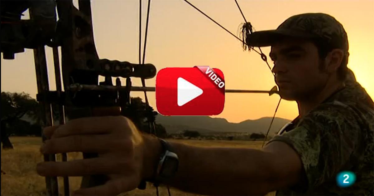 Documental sobre la caza de conejos con arco
