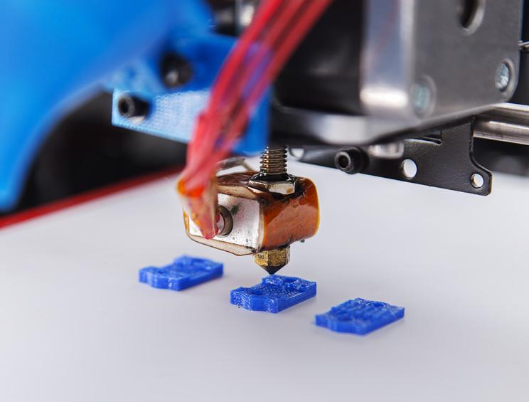 Los planos para fabricar armas con impresoras 3D se podrán descargar desde España