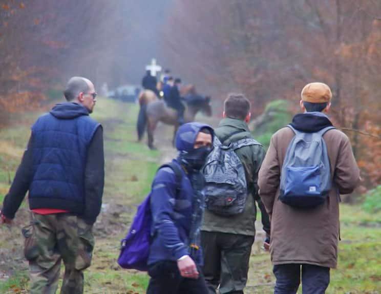 Condenan a una animalista por violencia contra un niño cazador en Francia