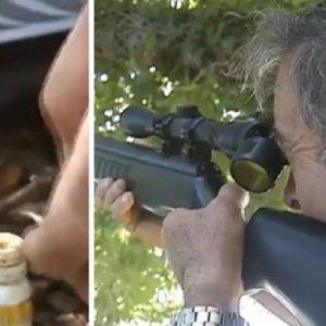 Un jubilado gallego fabrica «munición» que acaba con la avispa asiática