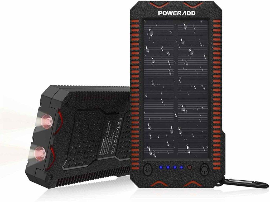 Este cargador solar es una de las ofertas de Black Friday de Amazon.