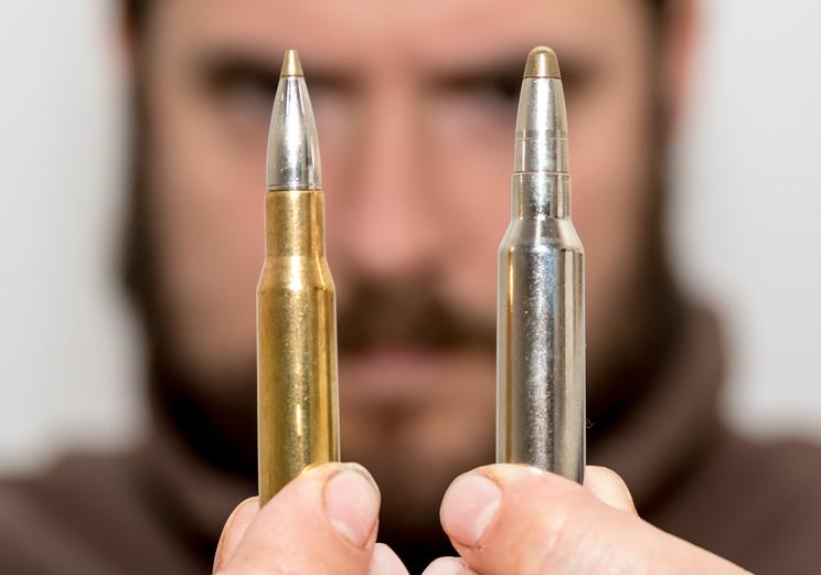 imagen de balas de rifle