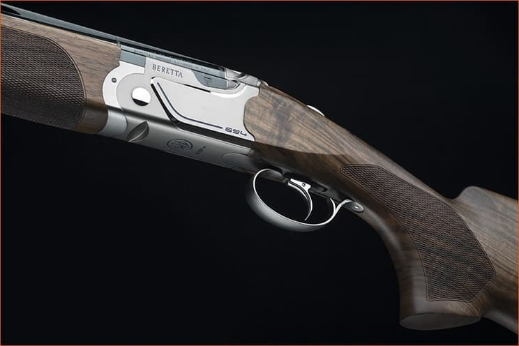 Beretta presenta una nueva escopeta superpuesta: la 694