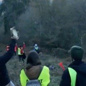 Autorizan el uso de la fuerza contra los animalistas que incordien a los cazadores en Francia