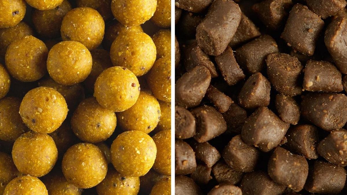 Boilies vs pellets