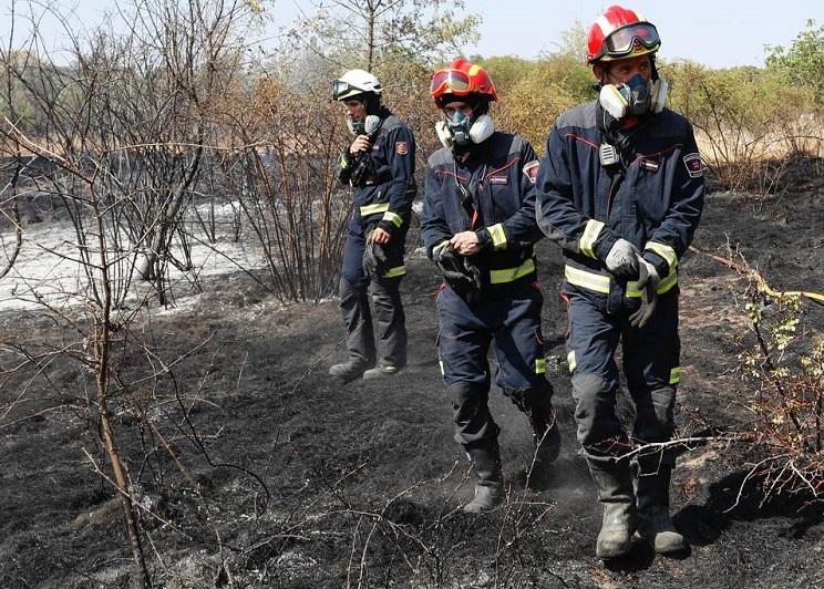 bomberos forestales cargan contra los ecologistas