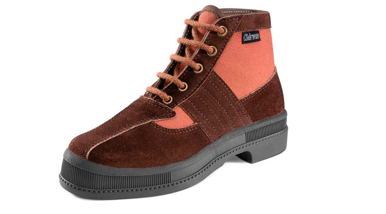 Chiruca vuelve a fabricar el primer modelo de botas de su historia