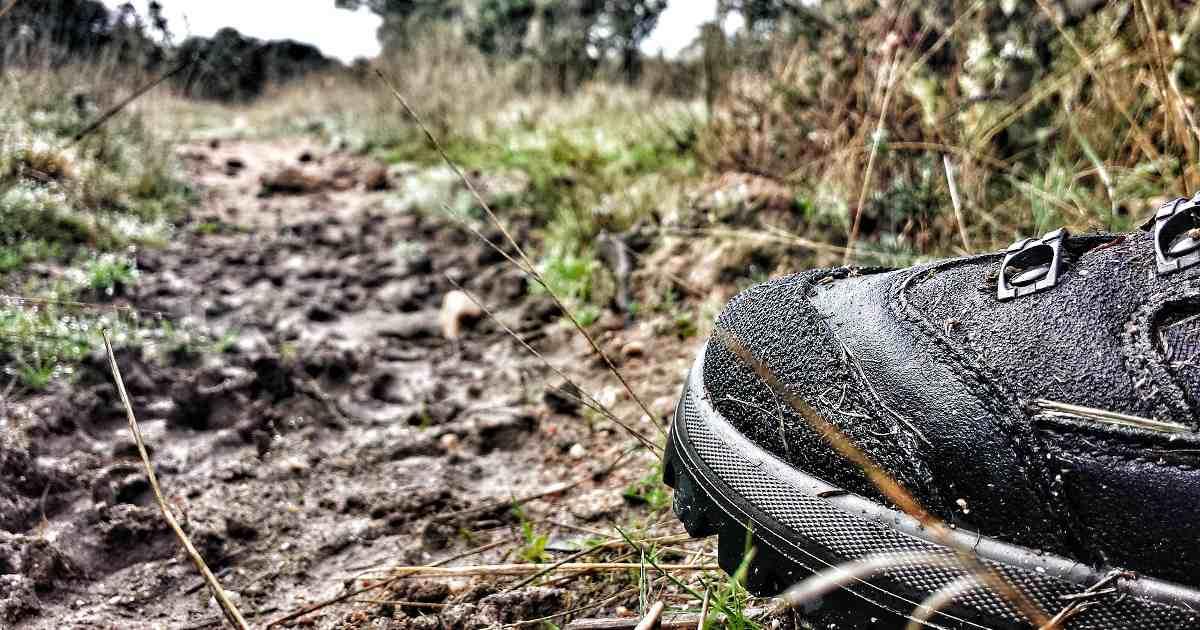 Tres consejos para secar tus botas de caza en el campo