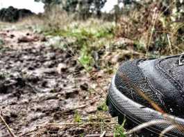 secar botas de caza