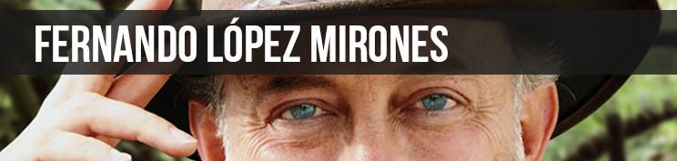 cabecera Blog Fernando López Mirones