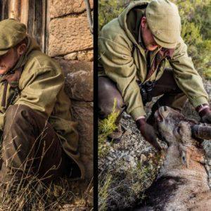 La caza del macho montés... tras los ojos de un inglés