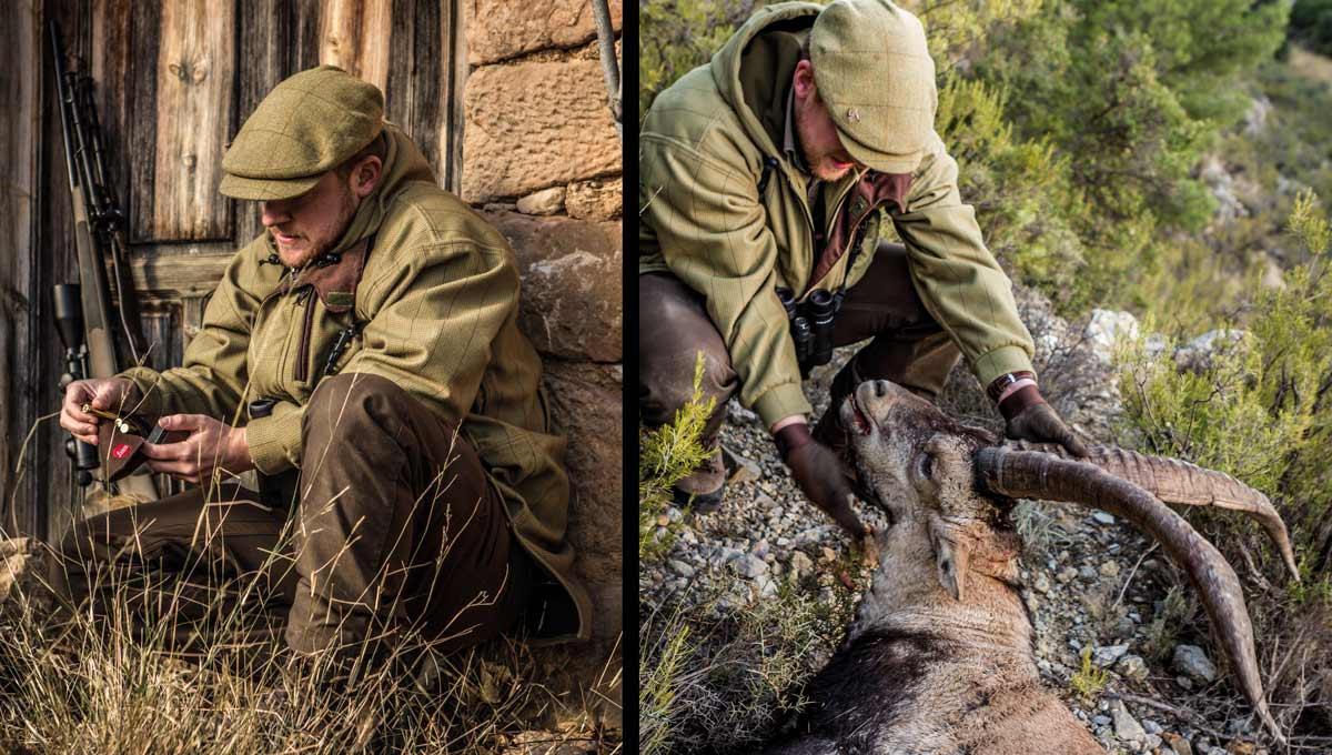 La caza del macho montés… tras los ojos de un inglés