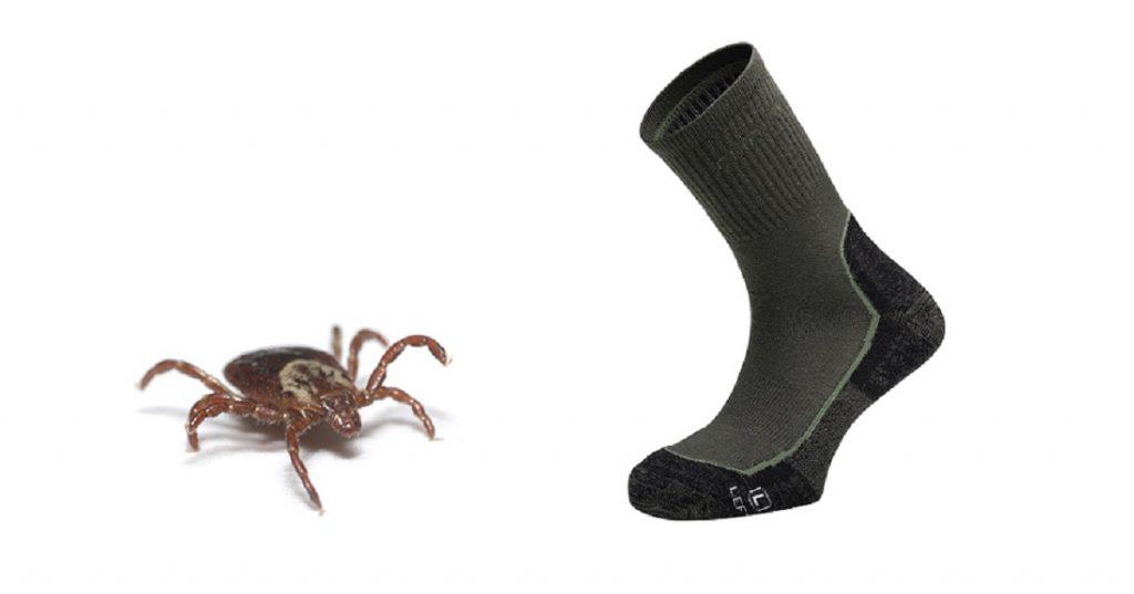 calcetines antigarrapatas